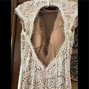 Jovani Dresses - Jovani 78450 White Gown